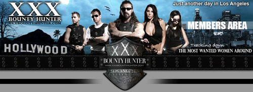 Xxx bounty hunter