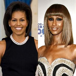 Michelle obama_iman