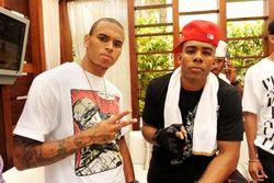 Mario and Chris Brown