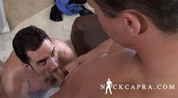 Nick Capra and Robert Van Damme 4
