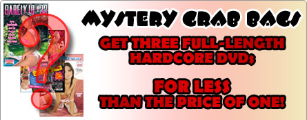 Mystery Grab Bag 3-Pack