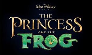 Princess and frog logo