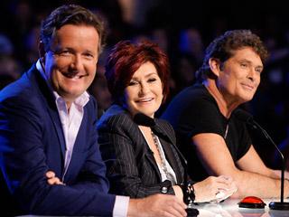 America's Got Talent hosts