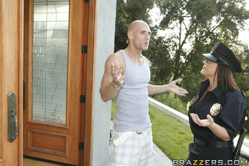 Johnny Sins on Big Butts Like It Big
