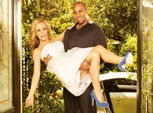 Kendra and Hank Baskett