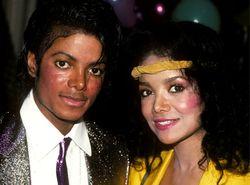 Michael and La Toya