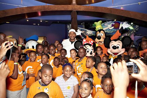 Tyler Perry at WDW