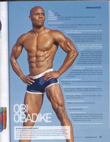 Obi Obadike - Oxygen